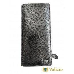 Женский кошелек Desisan 321-795 кожаный Рептилия