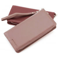 Женский кожаный кошелек на молнии Marco Coverna 6056-6