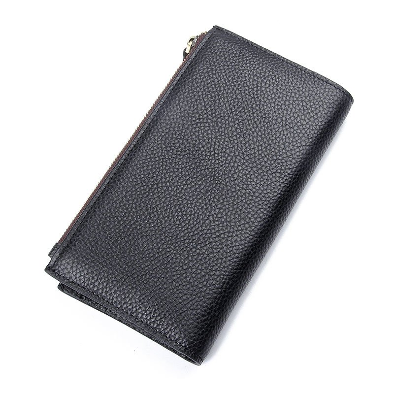 Клатч мужской кожаный Vintage 14958 Черный