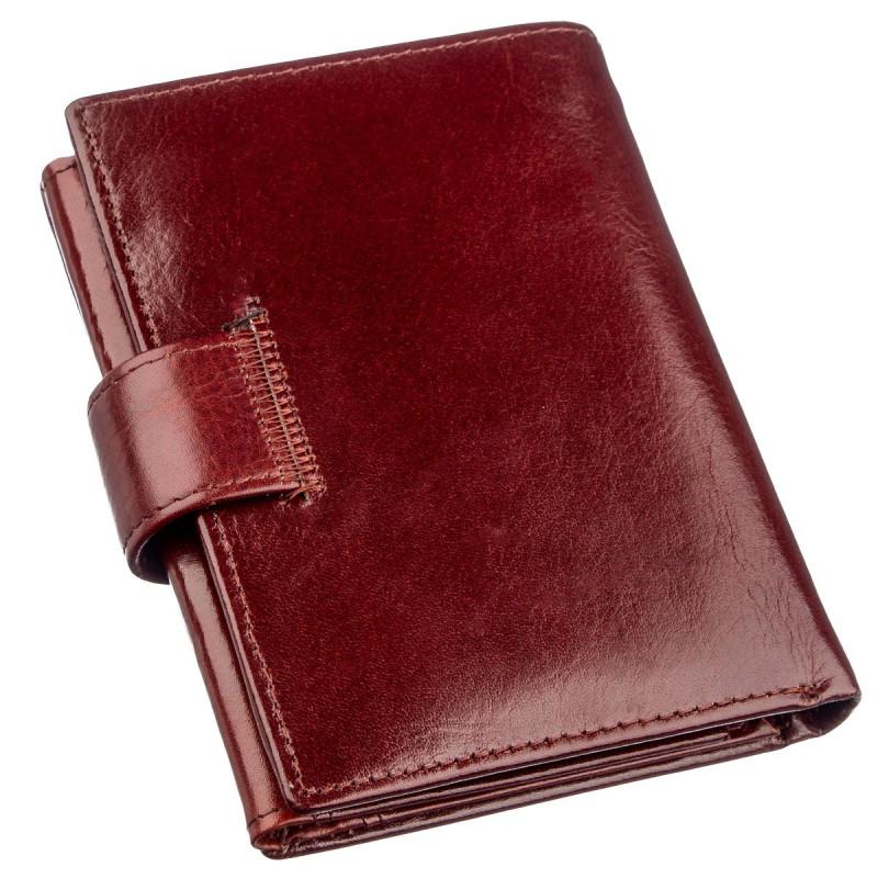 Мужской бумажник Boston 18812 Коричневый