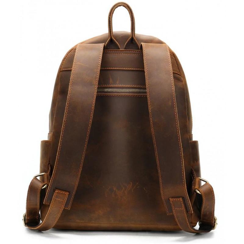 Рюкзак для ноутбука Vintage 14699 Crazy Коричневый