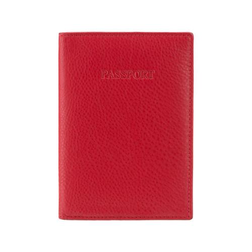 Обложка для документов Visconti 2201 Polo (Red)