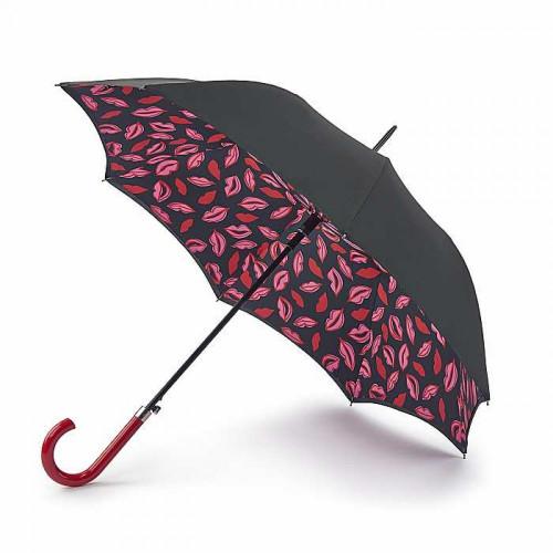 Зонт женский Lulu Guinness by Fulton Bloomsbury-2 Marker Pen Lip