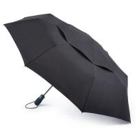 Зонт мужской Fulton Tornado G840 Black (Черный)
