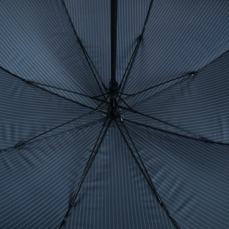 Зонт-трость мужской Fulton Knightsbridge-2 G451 City Stripe Navy (Синий)