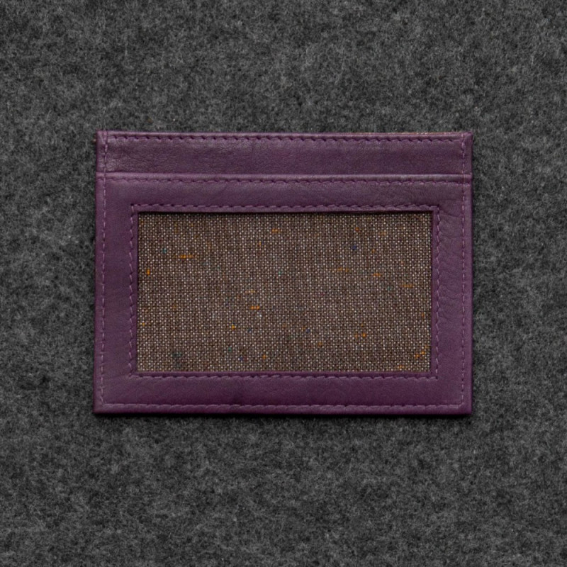 Картхолдер Tumble and Hide 5028 17 23 (Purple)