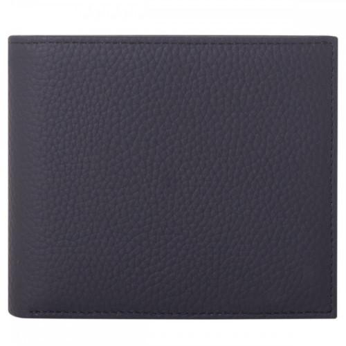 Кошелек мужской Smith & Canova 90013 (Black-Grey)