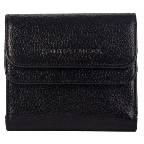 Кошелек женский Smith & Canova 28611 Haxey (Black)