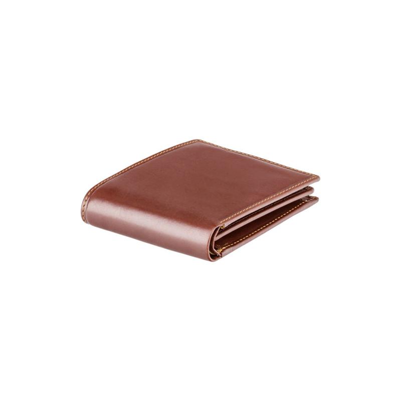 Кошелек мужской Visconti MZ4 Lazio c RFID (Italian Brown)