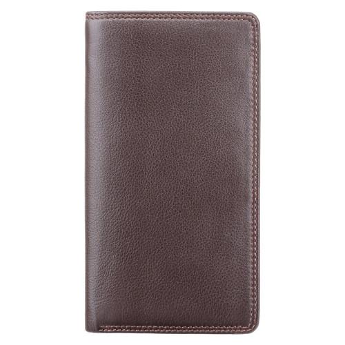 Кошелек мужской Visconti HT12 Big Ben c RFID (Chocolate)