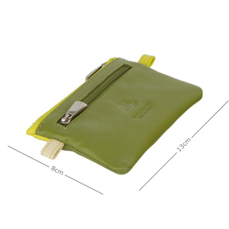 Ключница Visconti CP2 Cora (Lime Multi)
