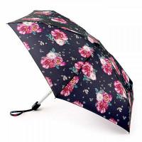 Мини зонт женский Fulton Tiny-2 L501 Trio Roses (Трио Розы)