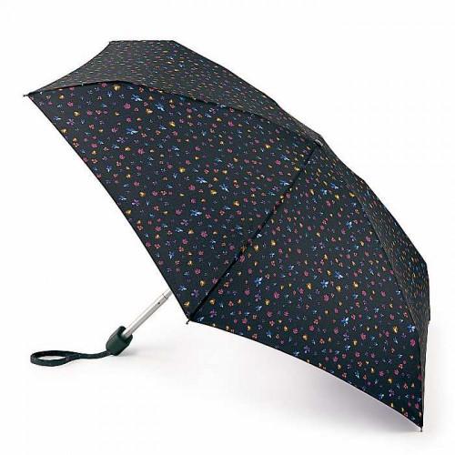 Мини зонт женский Fulton Tiny-2 L501 Petal Burst (Лепестки)