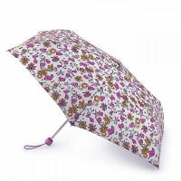 Зонт женский Fulton Superslim-2 L553 Sketch Heart (Эскиз сердца)