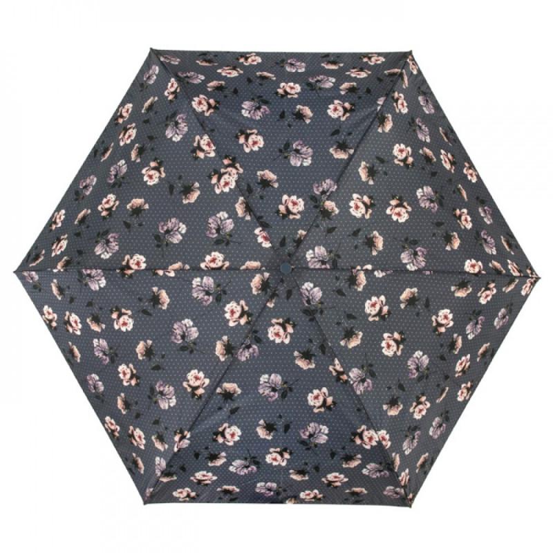 Зонт женский Fulton Superslim-2 L553 Flower Press (Гербарий)