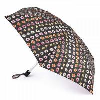 Мини зонт женский Fulton Tiny-2 L501 Floral Chain (Цветочная Цепочка)