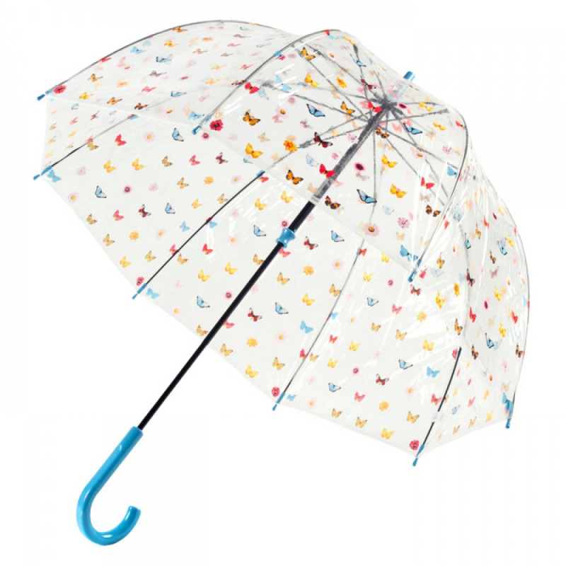 Зонт-трость женский Fulton Birdcage-2 L042 English Garden (Английский сад)