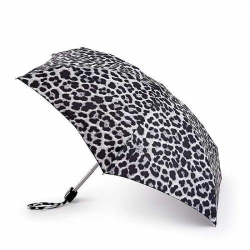 Мини зонт женский Fulton L501 Tiny-2 Mono Cheetah (Гепард)
