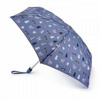 Мини зонт женский Fulton L501 Tiny-2 Woof (Собаки)