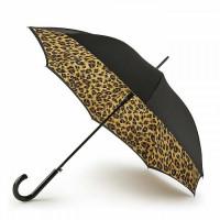 Зонт-трость женский Fulton Bloomsbury-2 L754 Lynx (Рысь)